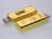 фото 650  USB-флешка Золотой слиток 32 Гб. цена, отзывы