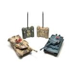 фото 2681  Набор танков на радиоуправлении Fighting Tank с записью попаданий цена, отзывы