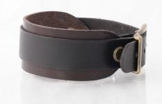 фото 9216  Антический кожаный браслет цена, отзывы