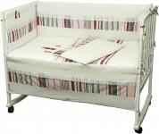 фото 9295  Набор постельного белья в детскую кроватку цена, отзывы
