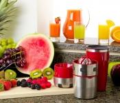 фото 2101  Ручная соковыжималка Pro V Juicer+ шейкер и набор для украшения блюд цена, отзывы
