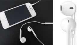 фото 1583  Наушники Apple Iphone 5 (EarPods) цена, отзывы
