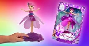 фото 3334  Летающая кукла - фея Spin Master Flying Fairy цена, отзывы