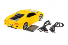 фото 3983  Колонка - Машинка Lamborghini (колонка, плеер mp3, радио) цена, отзывы