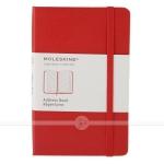 фото 6242  Блокнот Moleskine Creative карманный Азбука Красный цена, отзывы