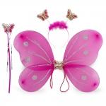 фото 8732  Набор Бабочки 48х35 см ( 5 цветов) цена, отзывы