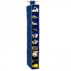 купить Подвесной органайзер для обуви на 10 секций цена, отзывы