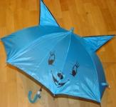 фото 3659  Зонтик детский с ушками в ассортименте цена, отзывы