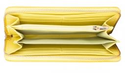 фото 10260  Кошелек женский кожаный Аврора оливковый цена, отзывы
