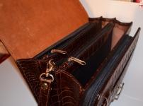фото 1278  Оригинальная мужская сумка из натуральной кожи цена, отзывы