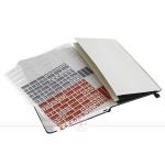 фото 5943  Блокнот Moleskine Passion Рестораны средний черный цена, отзывы
