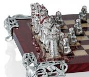 фото 2200  Шахматы LIN.ARGENTI цена, отзывы