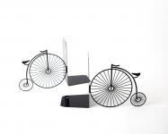 фото 9933  Держатель для книг Ретро велосипед цена, отзывы