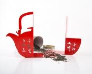 фото 10086  Держатель для книг Китайский чай цена, отзывы