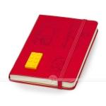 фото 6497  Блокнот Moleskine LEGO-14 карманный Линейка Красный цена, отзывы