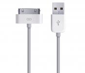 купить Кабель Dock Connector to USB Cable for i-Phone 4-4S цена, отзывы