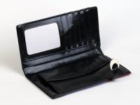 фото 8791  Женский кошелек Филин черный цена, отзывы