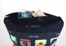 фото 867  Подушка Iphone Черная цена, отзывы