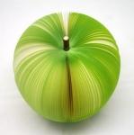 фото 2336  Блокнот Зеленое Яблоко цена, отзывы