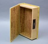 фото 5807  Книга-сейф с кодовым замком Цветок 27см цена, отзывы