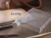 фото 9985  Бутылка Memo Notebook Bottle А5 цена, отзывы