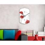 фото 5703  Современные настенные часы  Flowers цена, отзывы