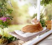 фото 2001  Оконная кроватка для кота цена, отзывы
