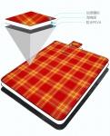 фото 24898  Коврик для пикника Orange цена, отзывы