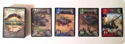 фото 5396  Настольная игра World of Tanks: Rush цена, отзывы