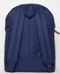 фото 8095  Рюкзак GiN Bronx синий с красным карманом цена, отзывы
