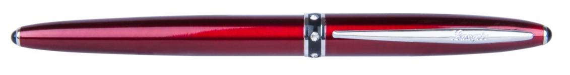 фото 10308  Комплект ручек Пегас гранат с прозрачными кристаллами цена, отзывы
