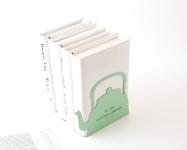 фото 9868  Держатель для книг Чайник мятный цена, отзывы