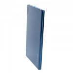 фото 4325  Мобильный аккумулятор Extradigital SLIMLINE blue цена, отзывы