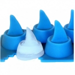 фото 2509  Формы для льда Плавник акулы цена, отзывы