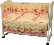 фото 9297  Набор постельного белья в детскую кроватку цена, отзывы