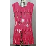 фото 2172  Маленькое розовое платье - органайзер для украшений цена, отзывы