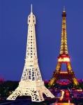 фото 2853  Сборная деревянная модель Эйфелева башня (3D пазл) цена, отзывы