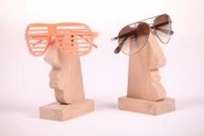 фото 8549  Подставка под мужские очки (дуб) цена, отзывы