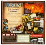 фото 5387  Настольная игра Descent: Логово Змея цена, отзывы