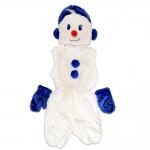 фото 9720  Детский костюм меховой Снеговик цена, отзывы