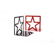 фото 9852  Держатель для книг Звезда красная цена, отзывы