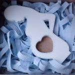 фото 6547  Деревянная фоторамка Для беременных цена, отзывы