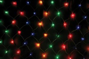 купить Гирлянда сетка 260 LED цена, отзывы