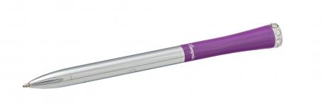 фото 10368  Подарочный набор ручка и брелок Сапфо фиолетовый цена, отзывы