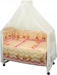 фото 9300  Комплект в детскую кроватку Веселка цена, отзывы