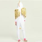 фото 25066  Кигуруми Единорог белый с крыльями M цена, отзывы