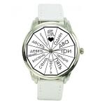 фото 9536  Часы Letters style цена, отзывы