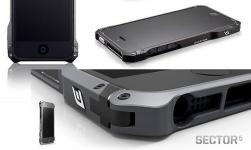 фото 1224  Чехол бампер Element Case Sector 5 First Edition для iPhone 5 цена, отзывы
