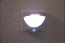 фото 2726  Светодиодная лампа Mighty Light c датчиком движения цена, отзывы