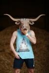 фото 8559  Интерьерная голова быка 3D пазл цена, отзывы